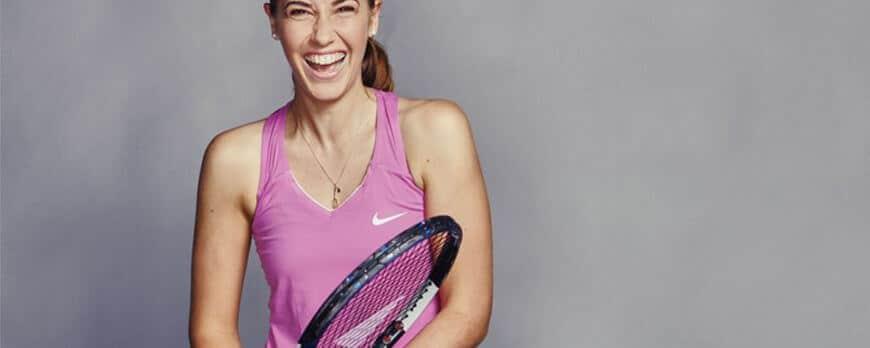 Pauline Payet, portrait d'une tenniswoman au moral d'acier