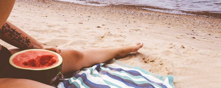 Préparez votre peau au soleil…en cuisine