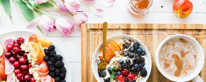 Petit-déjeuner équilibré : les aliments sucrés et salés à manger
