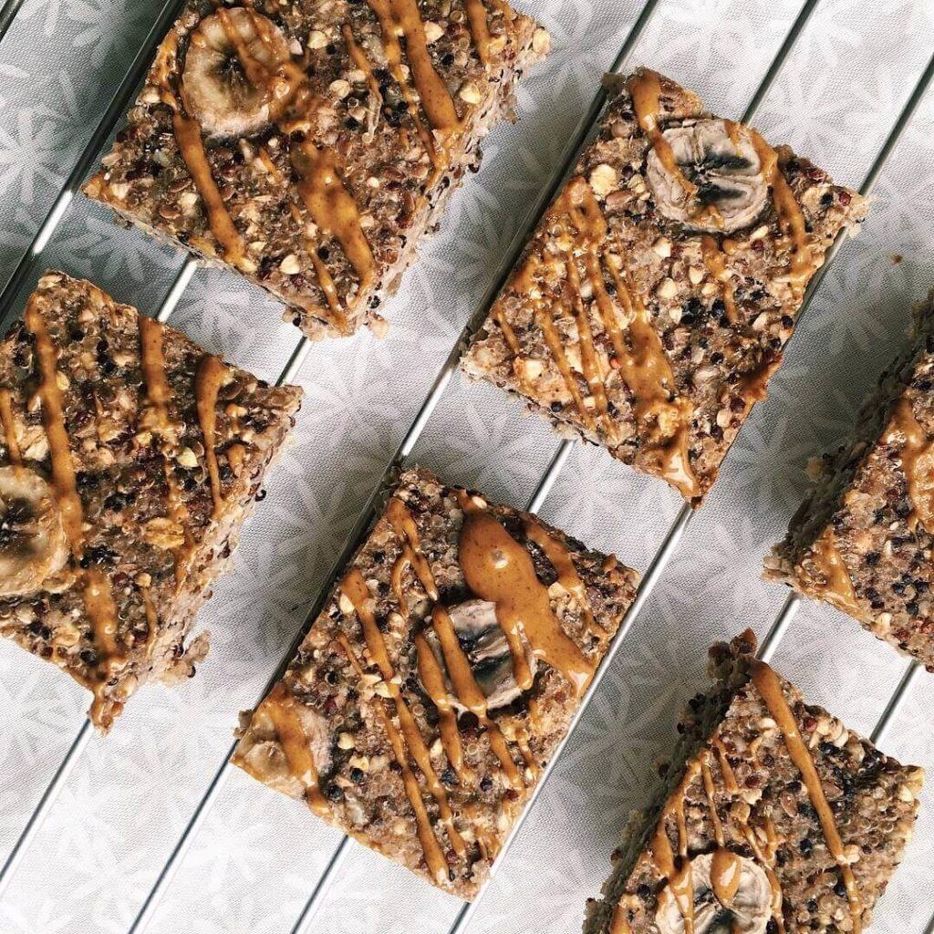 recette carré gourmands healthy