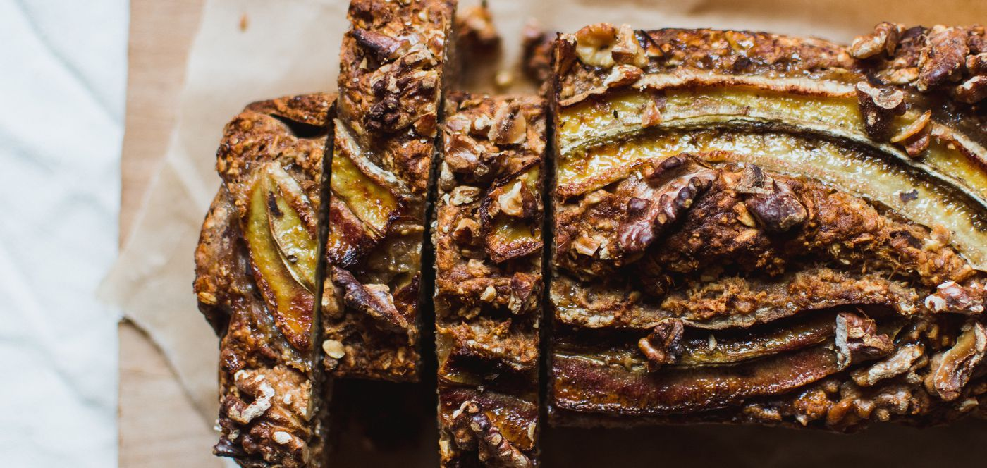 Recette healthy – Banana Bread Vegan
