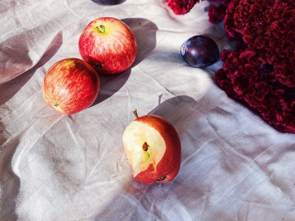 Le corps crée des antioxydants